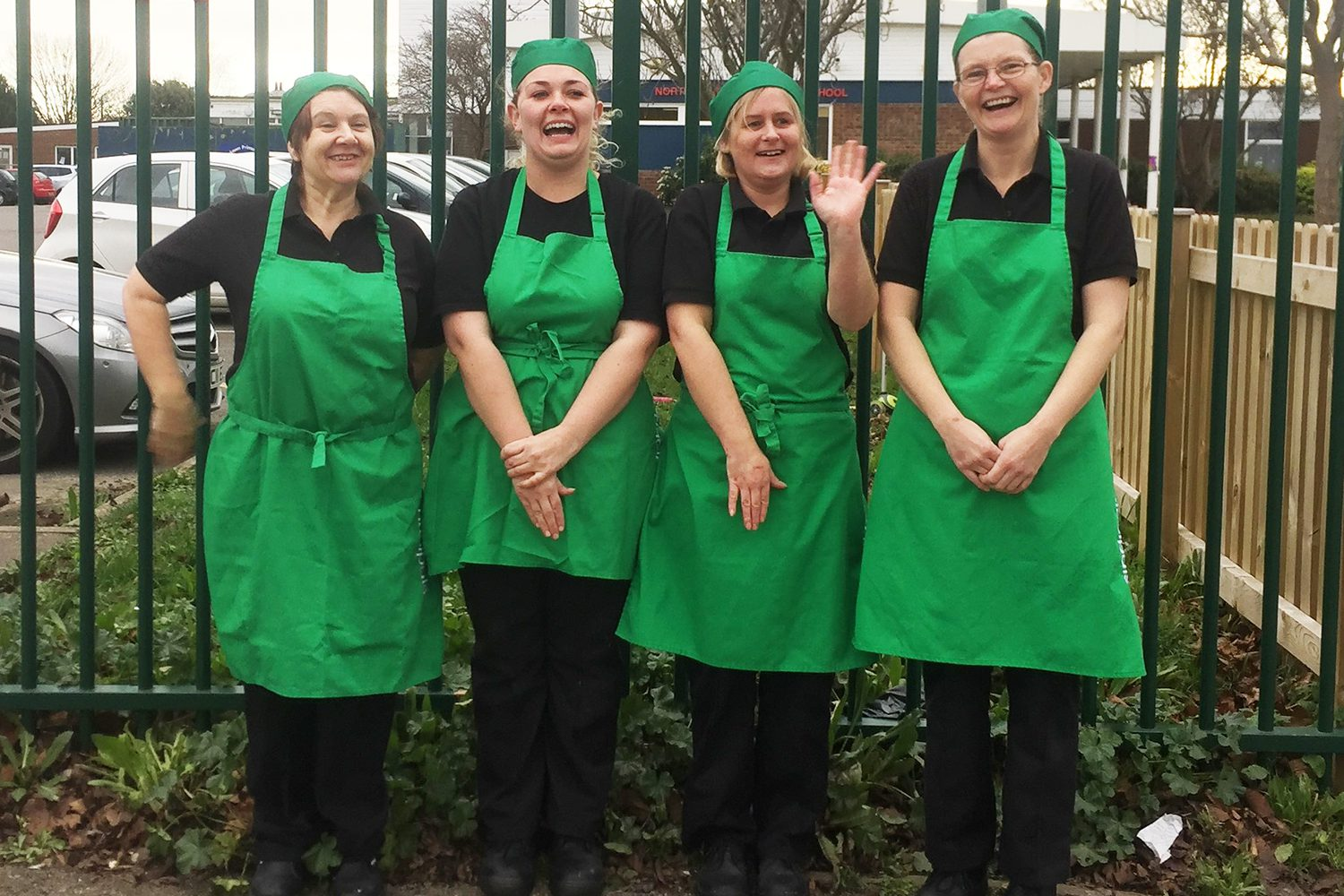 Principals by CH&CO spreads festive cheer with a Christmas community pop-up at a Margate primary school